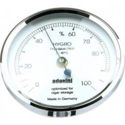 Hygromètre Adorini - Argenté
