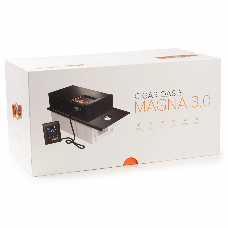 Humidificateur Cigar OASIS MAGNA 3.0