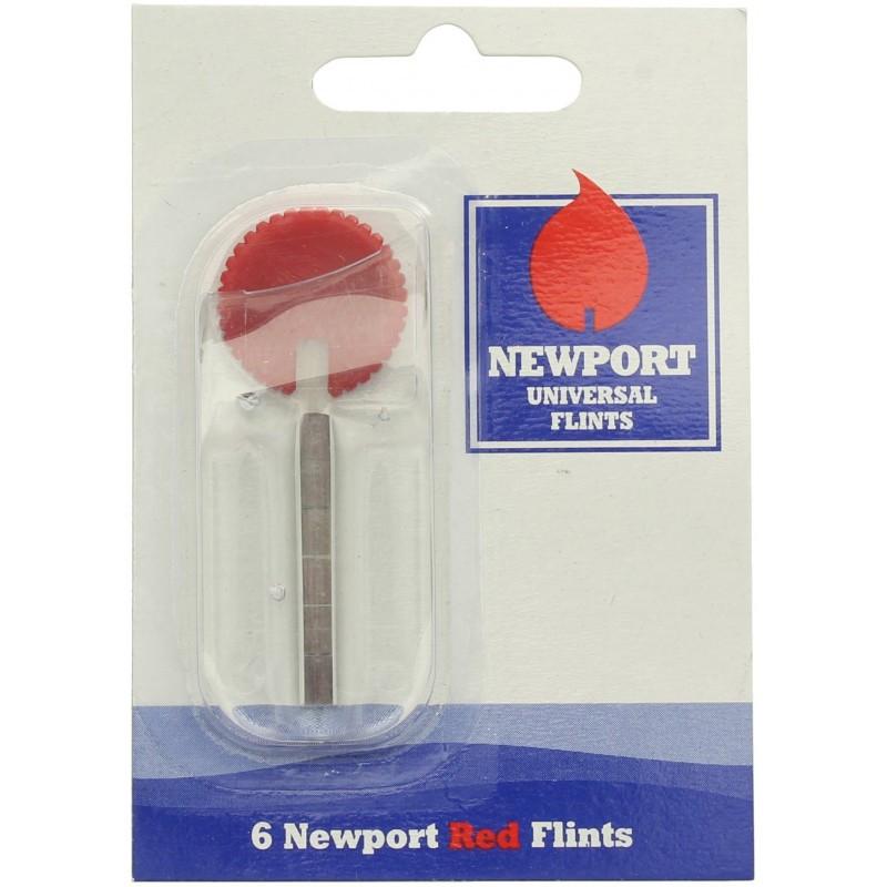 Pierre à briquet Newport