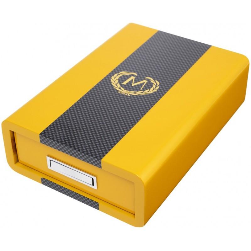 Coffret cigare Myon jaune