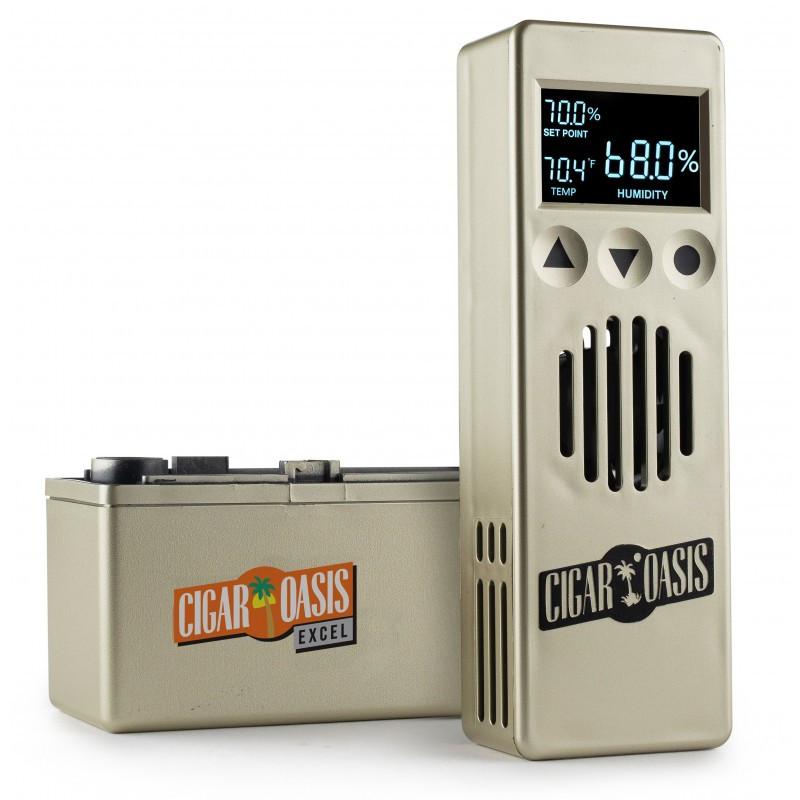 Humidificateur Cigar OASIS EXCEL 3.0