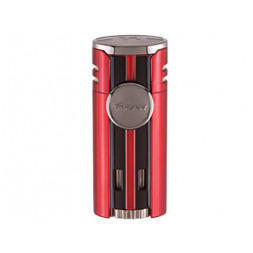 Briquet Xikar HP4 - Rouge