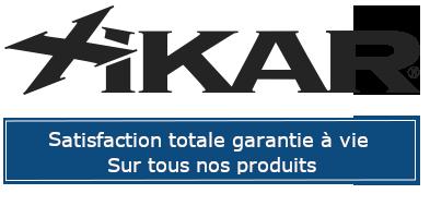 Garantie à vie Xikar